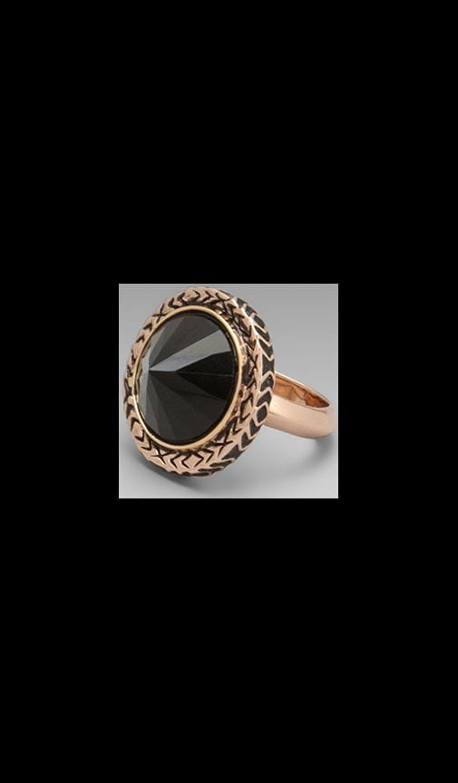 House of Harlow Scry Stone Ring