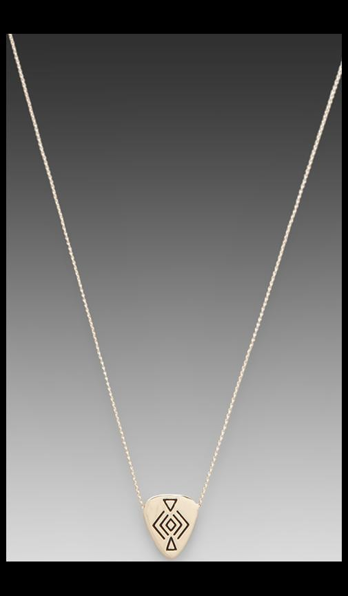 House of Harlow Mini Plectra Necklace