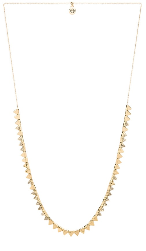 House of Harlow Frequency Necklace