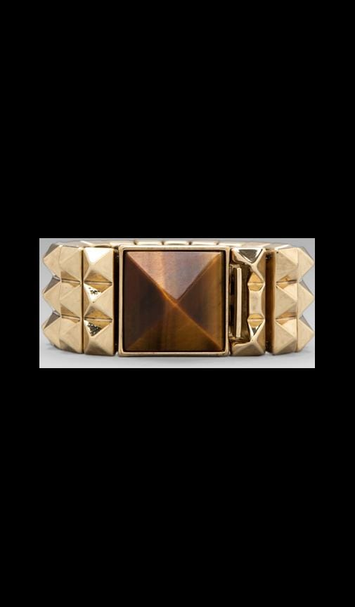 House of Harlow Pyramid Bracelet