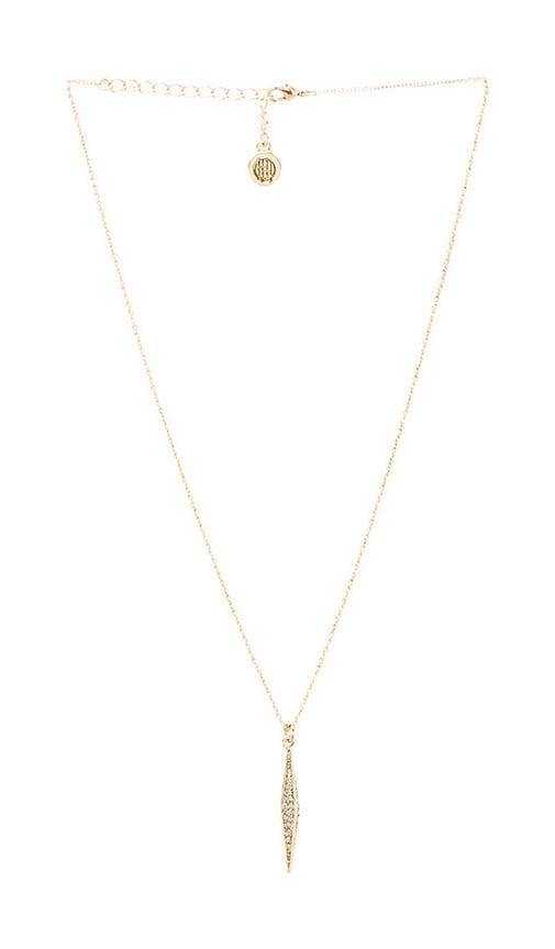 House of Harlow Sparkling Marquis Pendant Necklace