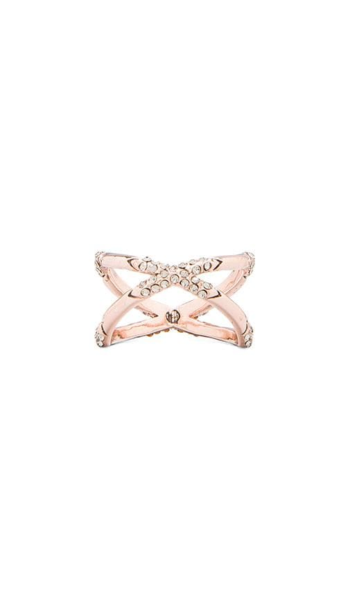 House of Harlow Sound Waves Ring