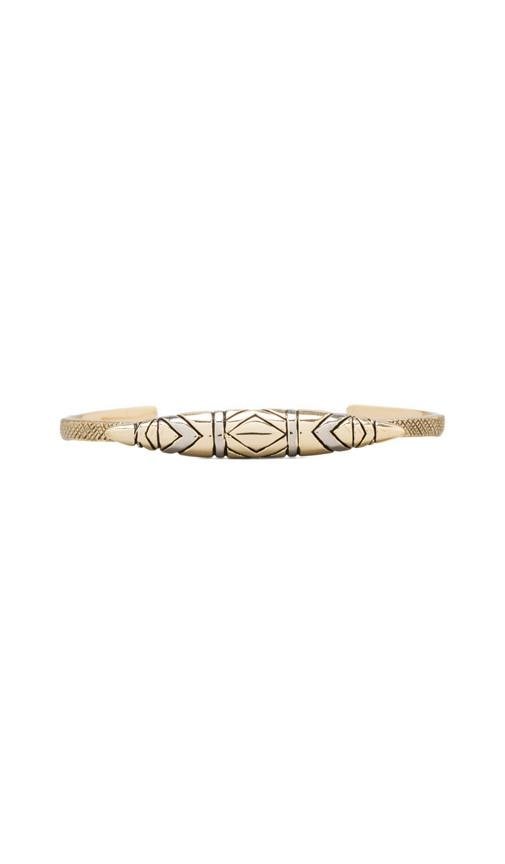 House of Harlow Tribal Totem Cuff