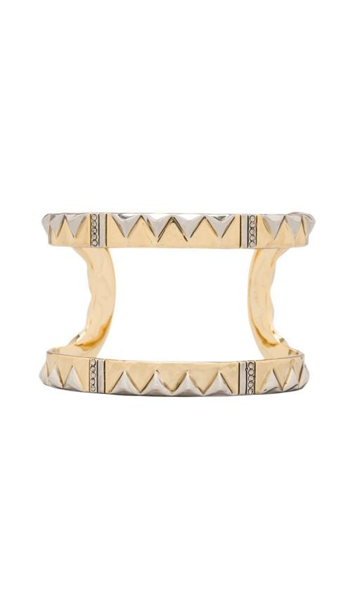 House of Harlow Cusco Crescent Cuff