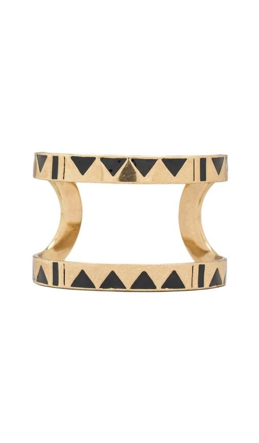 House of Harlow Three Caves Cuff