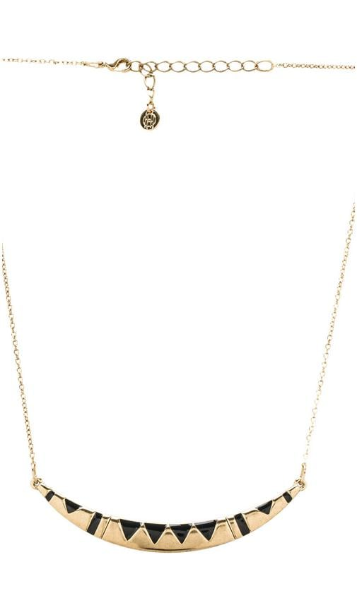 House of Harlow Three Caves Pendant Necklace