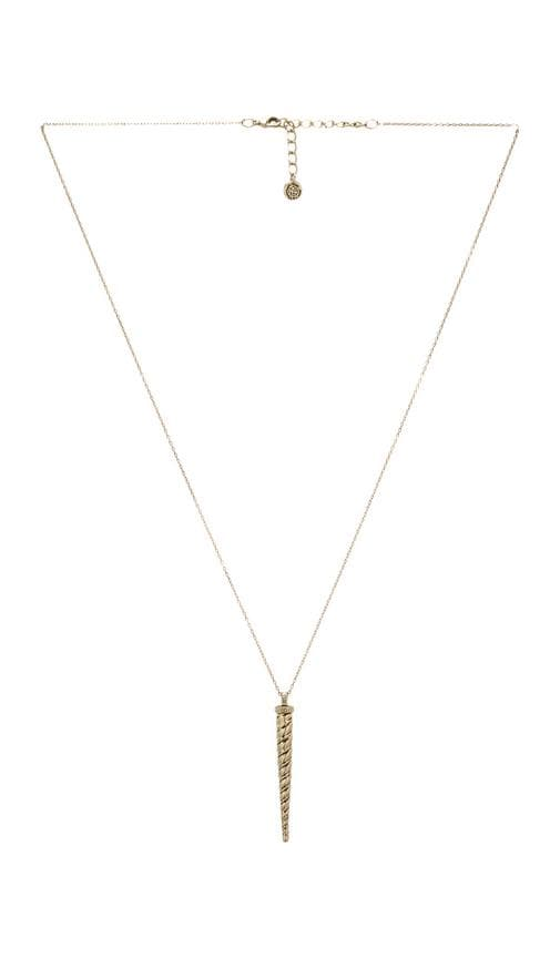 House of Harlow Alicorn Pendant Necklace