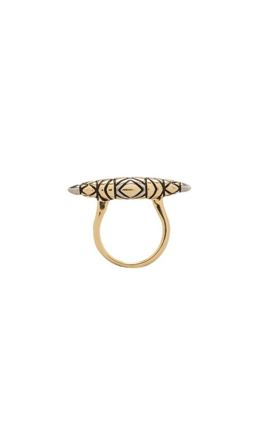 House of Harlow Tribal Totem Ring