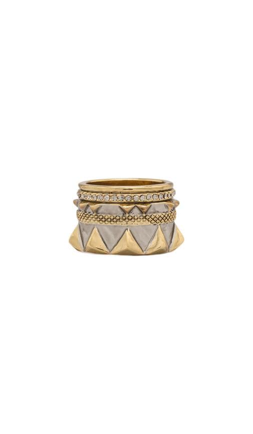 House of Harlow Conquistador's Crown Ring