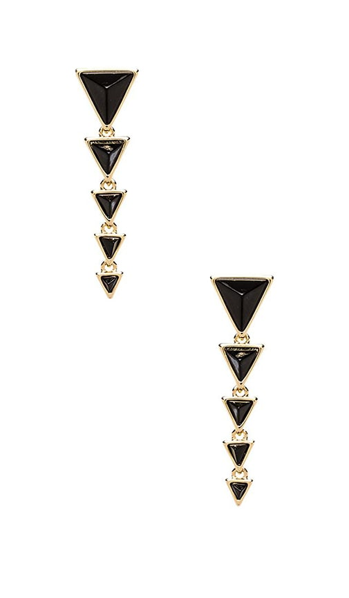 House of Harlow Meteora Drop Earrings