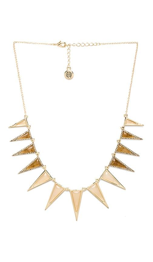 House of Harlow Echelon Collar Necklace