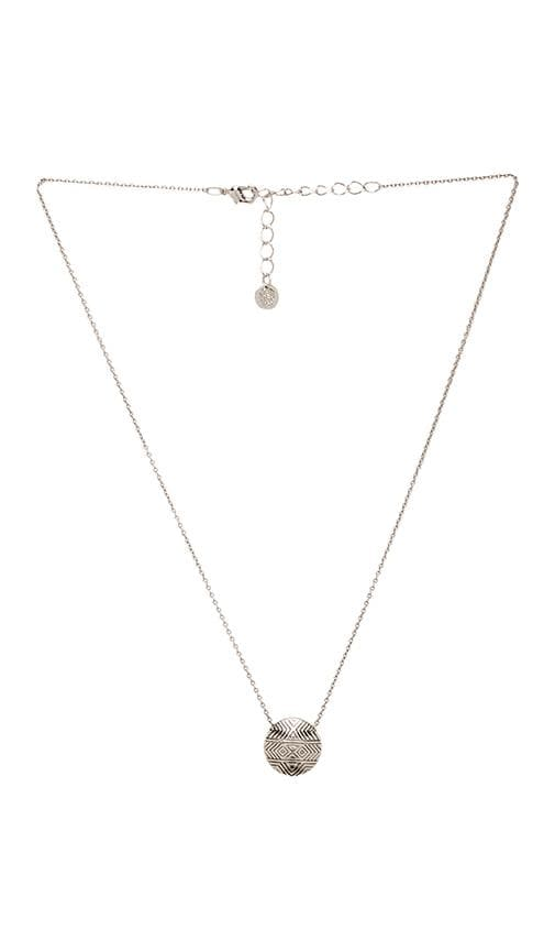 House of Harlow Tholos Mosaic Necklace