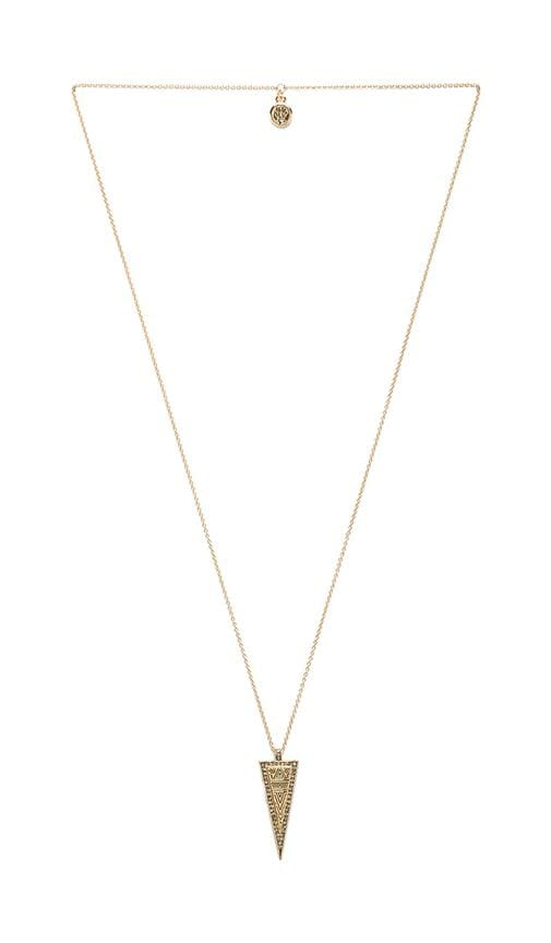 House of Harlow Sparkling Periphery Necklace