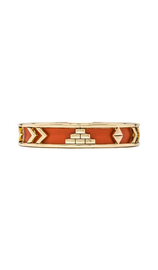 House of Harlow Aztec Bangle