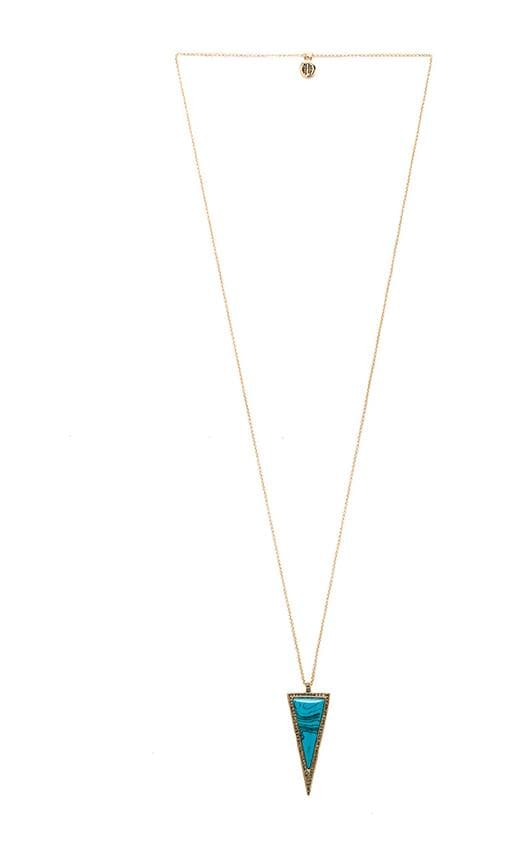 House of Harlow Delta Pendant Necklace