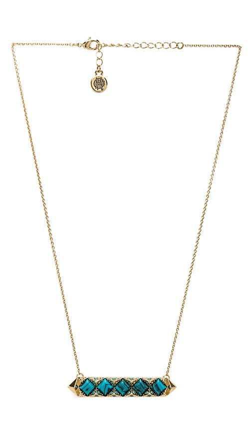 House of Harlow Mykonos Bar Necklace