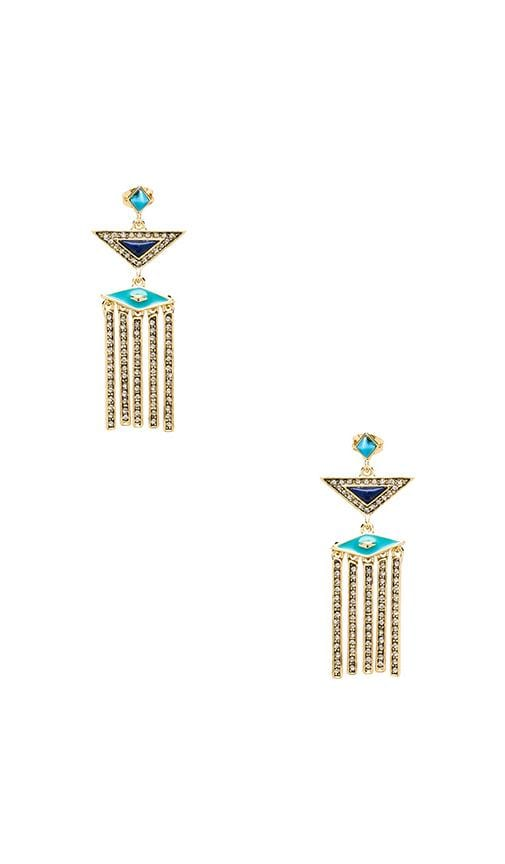 House of Harlow Aegean Treasure Earrings