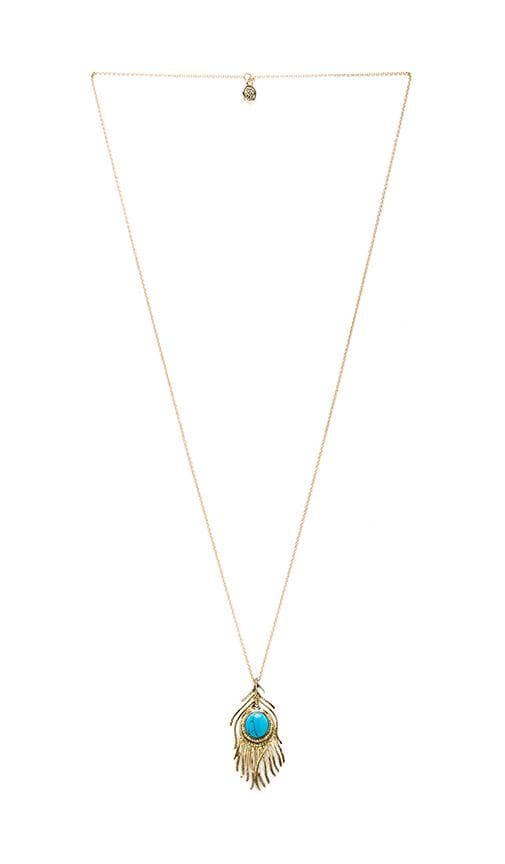 House of Harlow Eye of Wisdom Pendant necklace