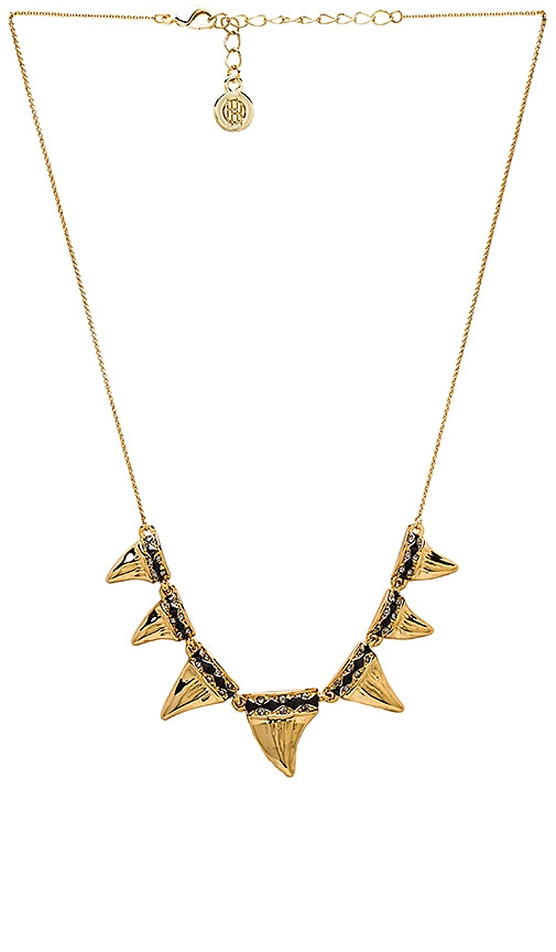 House of Harlow Diamondhead Necklace