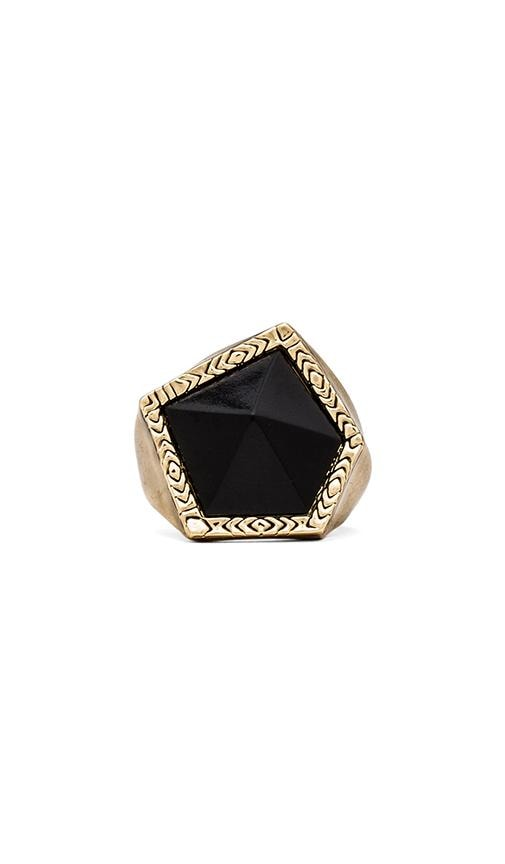 House of Harlow Jewels of Java Cocktail Ring