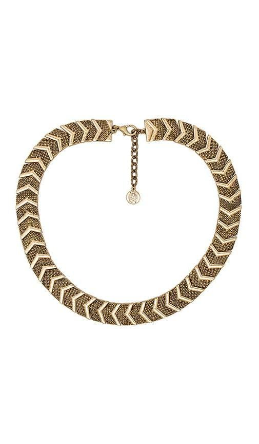 House of Harlow Sidewinding Collar Necklace