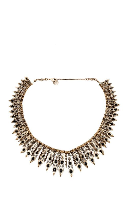 House of Harlow Gypsy Feather Necklace