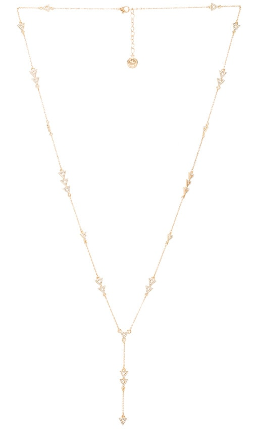 House of Harlow Nilotic Necklace in Gold