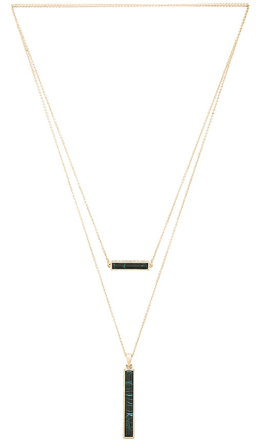 House of Harlow The Long Rains Pendant Necklace