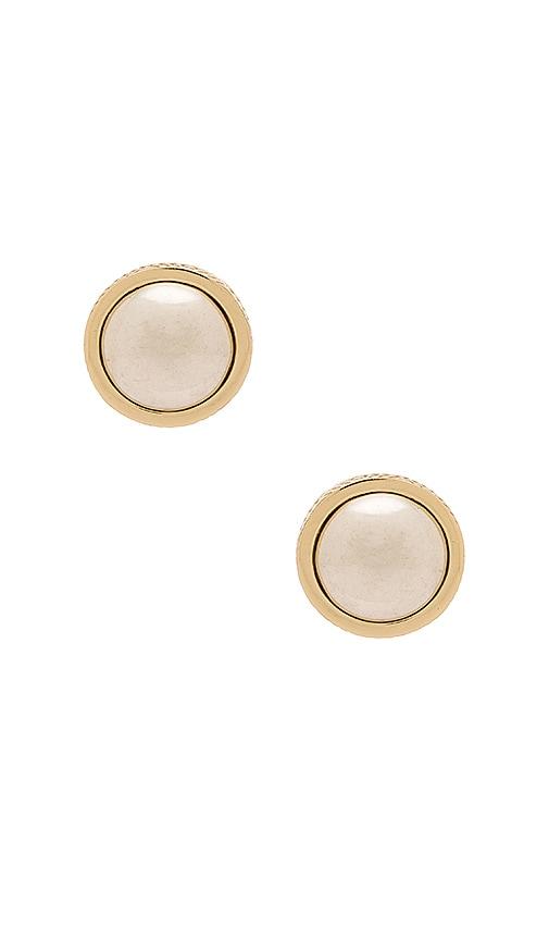 House of Harlow Desert Sun Button Earring