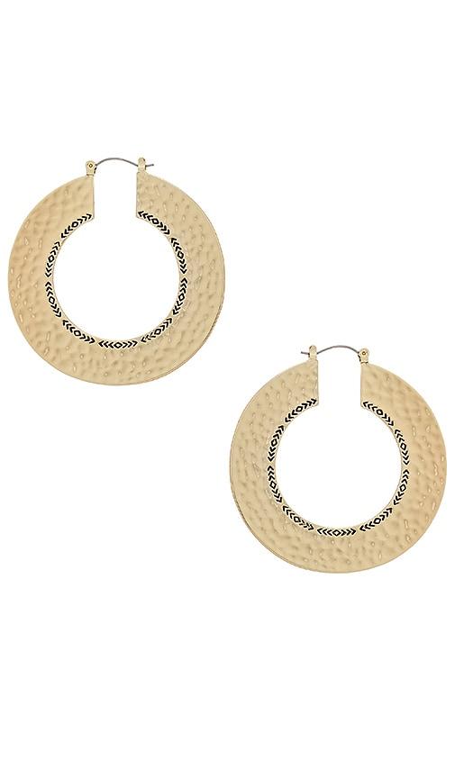 Helicon Hoop Earrings