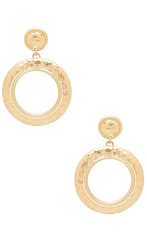 The Aness Statement Earrings House Of Harlow 1960