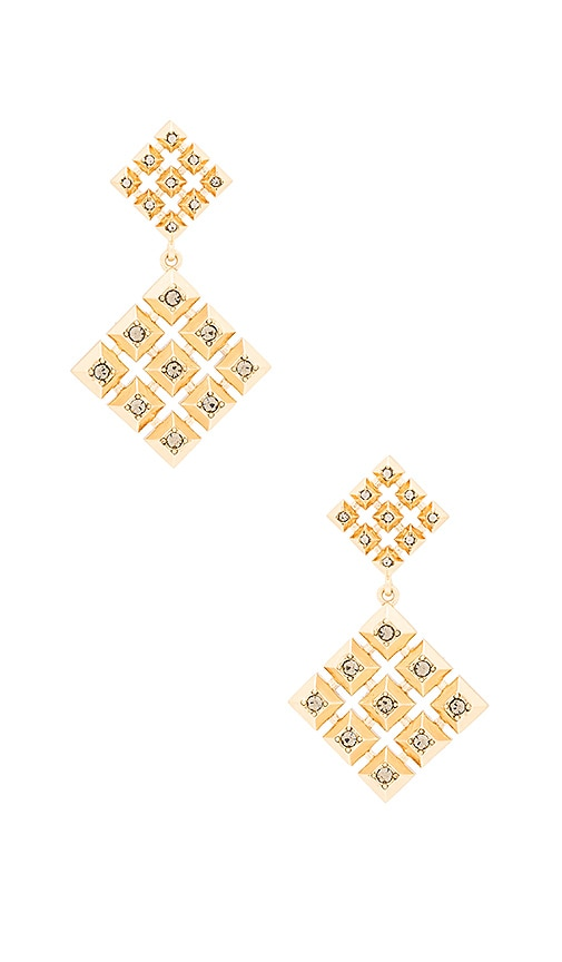 The Lyra Statement Earrings
