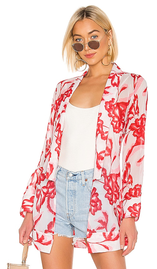 x REVOLVE Yuliana Bed Jacket