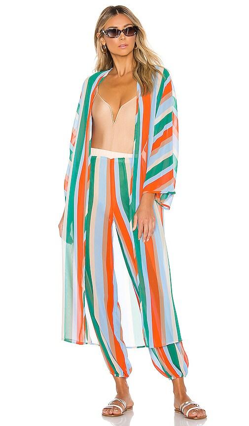 x REVOLVE Opal Kimono