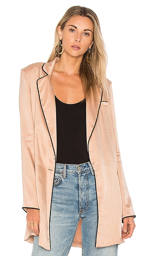 House of Harlow 1960 x REVOLVE Hollis Jacket in Beige