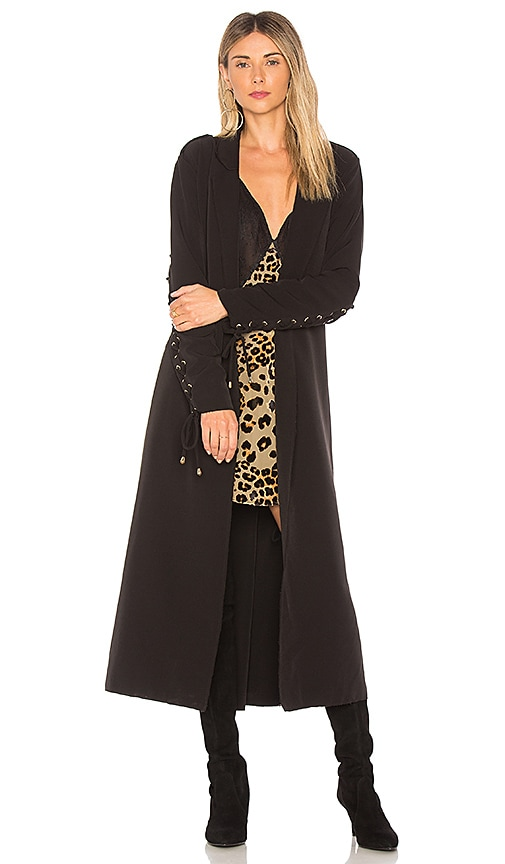 House of Harlow 1960 x REVOLVE Jesse Jacket in Black