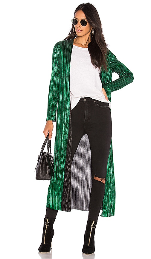 House of Harlow 1960 x REVOLVE Jodie Jacket in Green