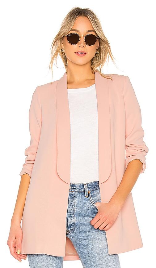 House of Harlow 1960 x REVOLVE Chloe Boyfriend Jacket in Pink