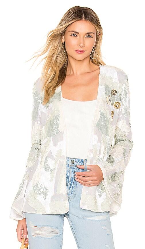 x REVOLVE Jolie Embellished Jacket