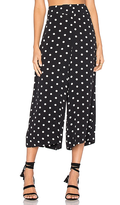 House of Harlow 1960 x REVOLVE Gwen Culotte in Black