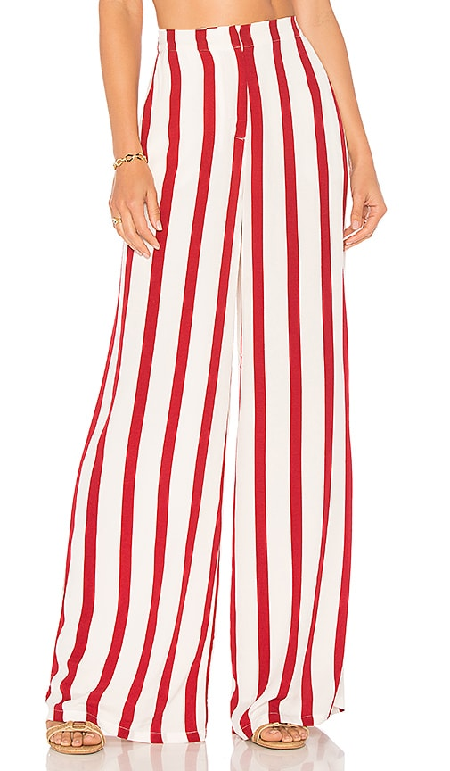 House of Harlow 1960 x REVOLVE Mona Pant in Red