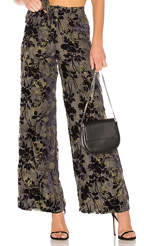 House of Harlow 1960 x REVOLVE Mona Pant in Gray