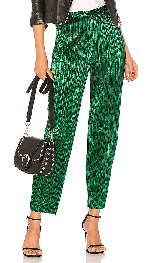 House of Harlow 1960 Kate Pant in Green