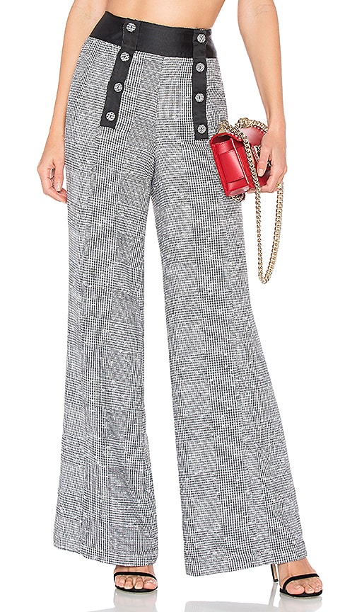 House of Harlow 1960 x REVOLVE Mademoiselle Pant in Gray