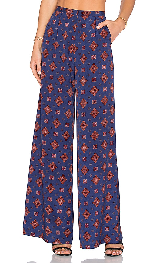 House of Harlow 1960 x REVOLVE Des Pant in Navy