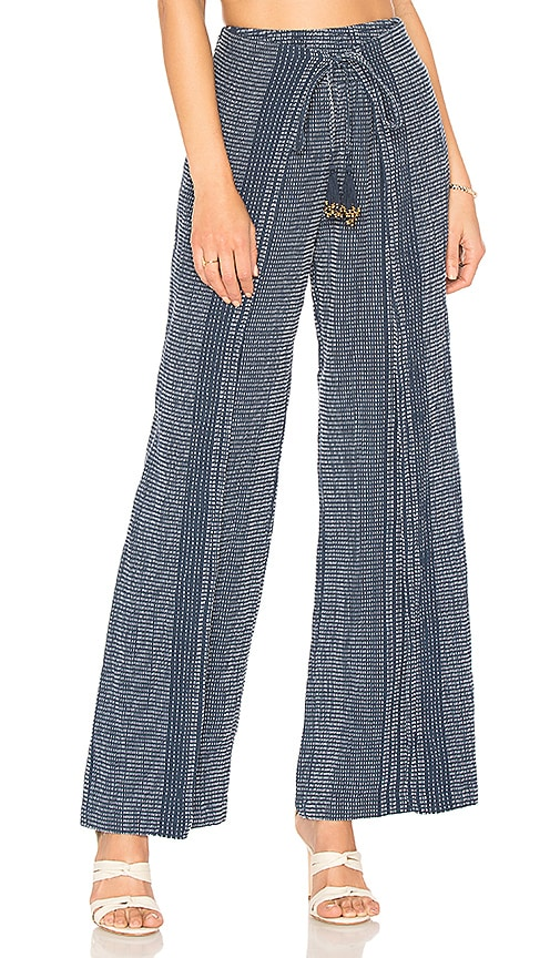 x REVOLVE Lambert Pant in Navy. - size M (also in S,XL,XS) House Of Harlow