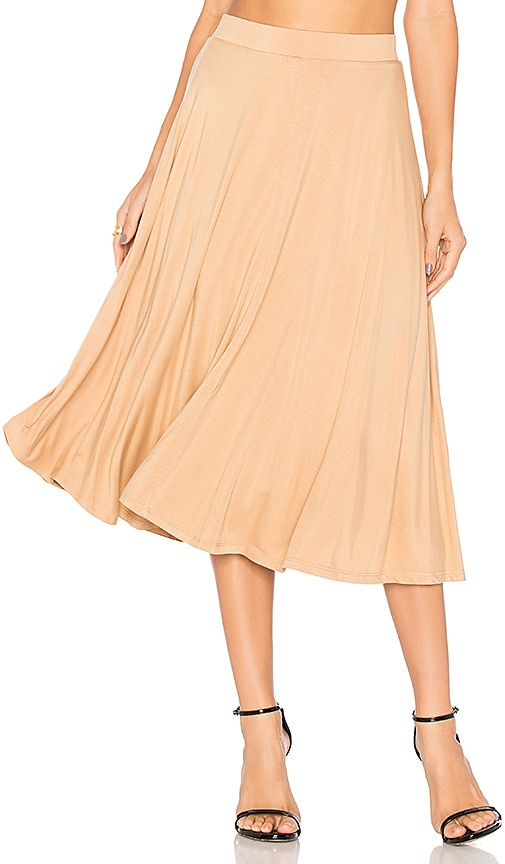 House of Harlow 1960 x REVOLVE Brooke Midi Skirt in Brown