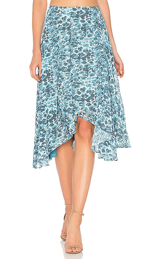 House of Harlow 1960 x REVOLVE Cici Skirt in Teal