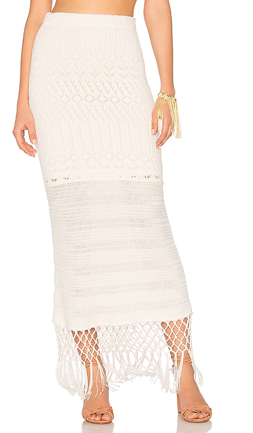 House of Harlow 1960 X REVOLVE Sandra Skirt in White