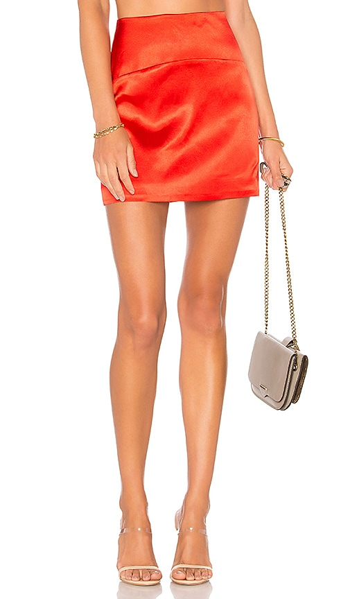 House of Harlow 1960 x REVOLVE Chloe Skirt in Red